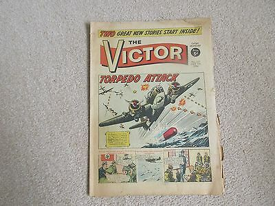 THE VICTOR COMIC,  No 177 - JULY 11th 1964 - TORPEDO ATTACK