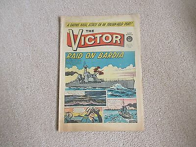 THE VICTOR COMIC,  No 175 - JUNE 27th 1964 - RAID ON BARDIA