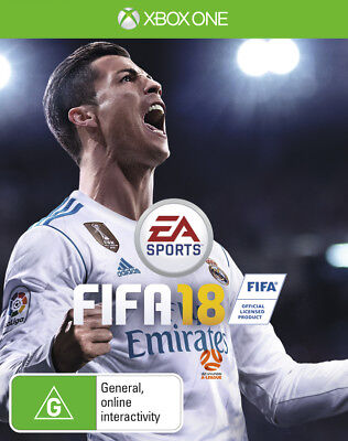 Fifa 18 - Xbox One Brand New