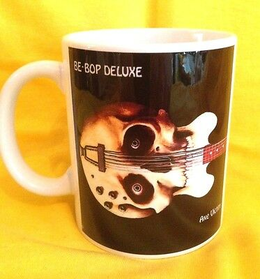 Be Bop Delux-Axe Victim 1974 Album Cover On A Mug