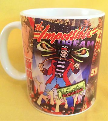 Alex Harvey Band-The Impossible Dream 1974- Album Cover On A Mug