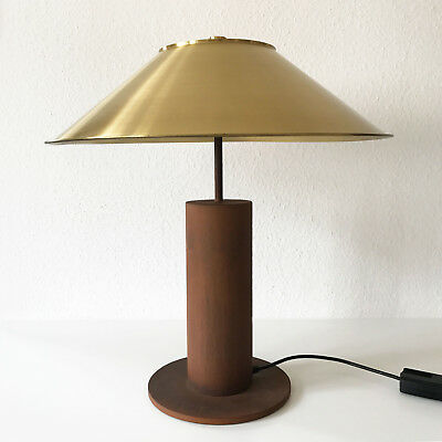 XXL Gorgeous & Rare LUXURY Mid Century PETER PRELLER Table Lamp for TECTA, 1980s