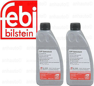 2-LITERS ATF Automatic CVT Transmission Oil Fluid for Audi A4 A6 Mini Cooper