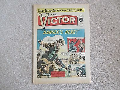"THE VICTOR COMIC No 275 - MAY 28TH 1966 - "" BANGERS HERE ! """