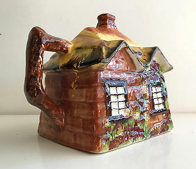 price bros brothers kensington cottage ware teapot tea pot england ye olde