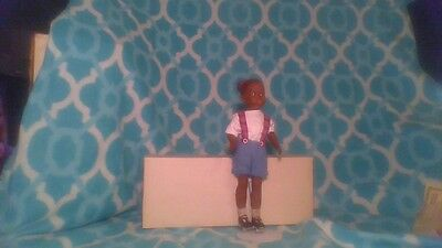 All God's Children Collectibles Figurines - Skating Anika Item 2001