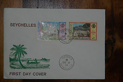 Seychelles First Day Cover
