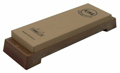 KING S-3 S-3 6000 Grit Deluxe Water Whetstone F/S from Japan