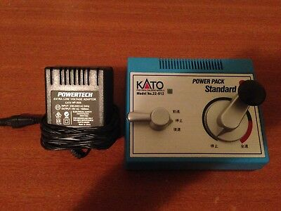 KATO 22-012 Power Pack with 240v Power Adapter