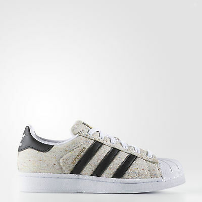 New adidas Originals Superstar Shoes S80138 Kids' White Sneakers