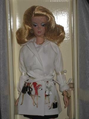 2003 TRENCH SETTER Barbie Silkstone Body Limited Edition Robert Best#B3442  NRFB