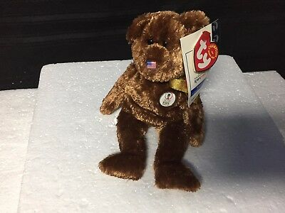Ty Beanie Baby Champion 2002 Fifa World Cup United States