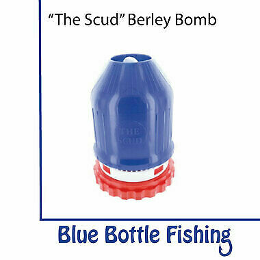 "NEW Berley Bomb Bucket ""THE SCUD"" from Blue Bottle Fishing"