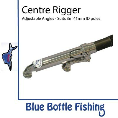 NEW Reelax - Centre Rigger (each) from Blue Bottle Fishing