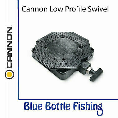 NEW Cannon Low Profile Swivel Base from Blue Bottle Marine