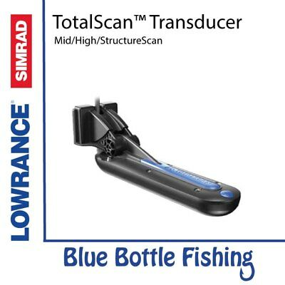 NEW TotalScan Transducer from Blue Bottle Marine