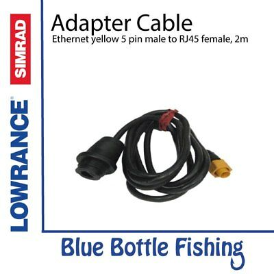 NEW Ethernet Adapter cable to RJ45 from Blue Bottle Marine