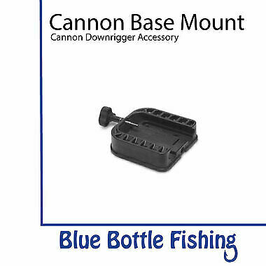 NEW Cannon Base Mount from Blue Bottle Fishing