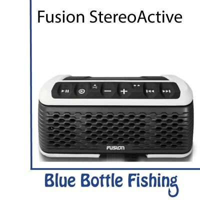 NEW Fusion Stereo Active WHITE from Blue Bottle Marine