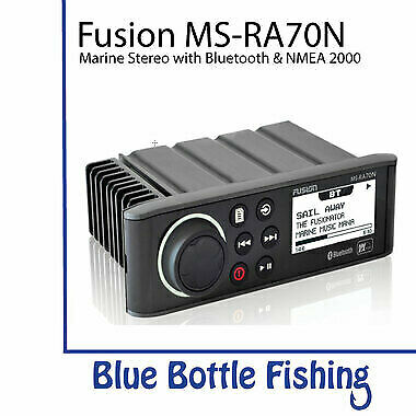 Fusion MS-RA70N Marine Entertainment System with Bluetooth & NMEA 2000