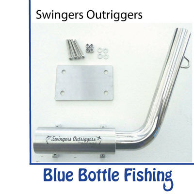 NEW Swingers Outriggers from Blue Bottle Marine