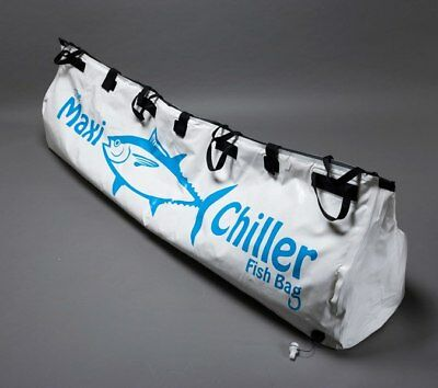 NEW The Maxi Chiller Fish Bag from Blue Bottle Marine