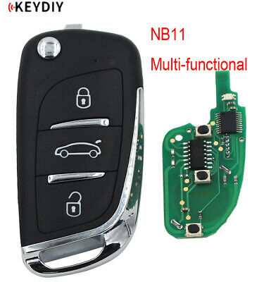 NB11 Multi-functional Universal Remote Key for KD900 KD900+ URG200 KEYDIY