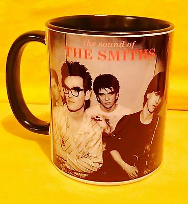 The Smiths-The Sound Of The Smiths 2008 - Album Cover On A Mug.