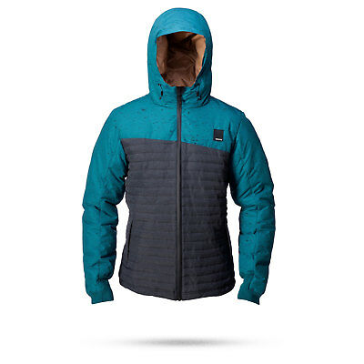 Mystic Outdoor Winter Coat / Jacket - Blue Melee