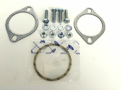 Focus ST225 Exhaust Downpipe & Decat Gaskets & Fittings - Mongoose etc