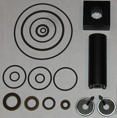 BMW S50B32 E36 M3 Evo and Z3 M full VANOS Repair Kit (performance, idle, rattle)