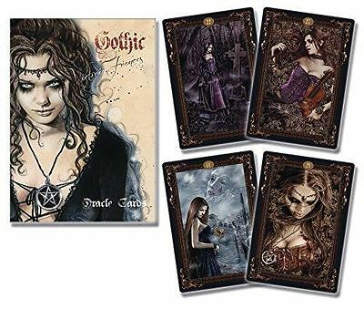 Gothic Oracle - Victoria Frances Gothic Oracle - Pagan - Wicca