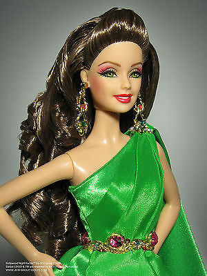 Bollywood Night OOAK Barbie Doll by AFD group.