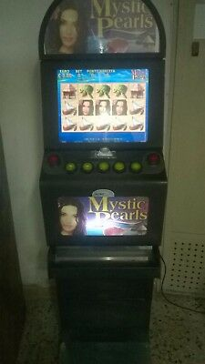 SLOT MACHINE JAMMA NEWSLOT MYSTIC PEARLS (no mame, videopoker, flipper)