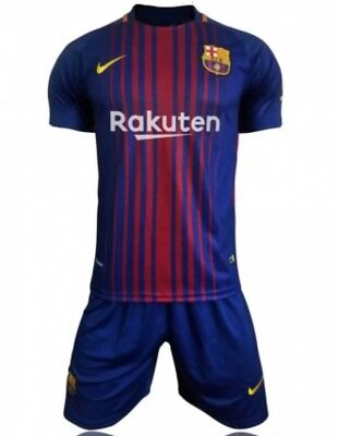 kids barcelona kit 17/18