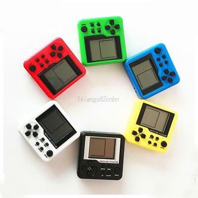 Kids Intellectual Matchbox Tetris Console Game Players LCD Educational Mini Toy