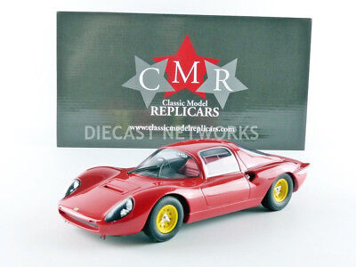 Cmr - 1/18 - Ferrari Dino 206 S Coupe - Plain Body - Cmr041