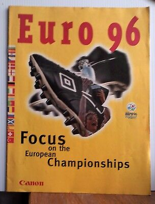 Euro 96  Focus On The Championships