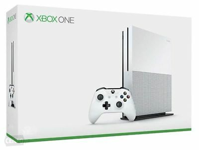 MICROSOFT Xbox One S 500GB    - BRAND NEW FACTORY PACKED