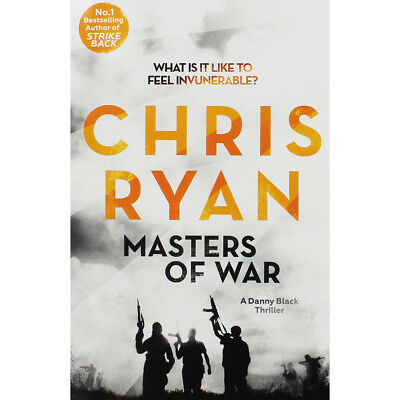 Masters Of War by Chris Ryan (Paperback), Fiction Books, Brand New