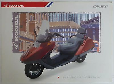 Honda CN250 Scooter - 1990