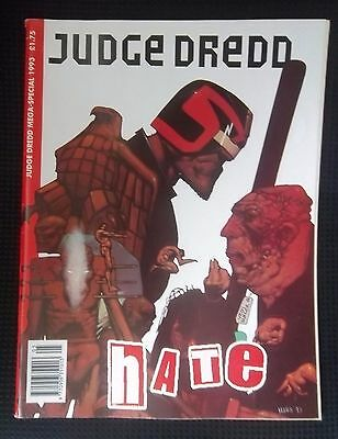 JUDGE DREDD MEGA SPECIAL  no 6 1993