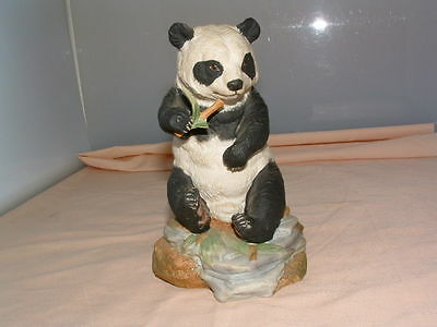 """6-1/2"""" PORCELAIN PANDA #5621 by ANDREA Made in JAPAN Very Cute"""