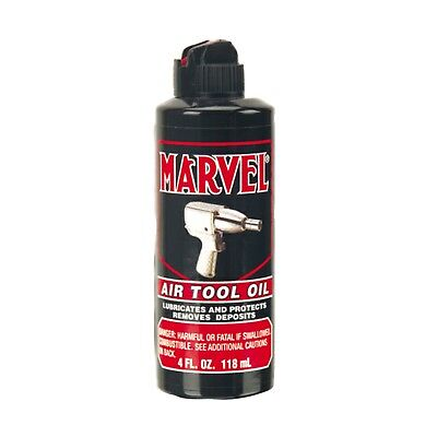 Universal Tools H0076 Marvel Air Tool Oil - Best & Most Effective 118ml T619101