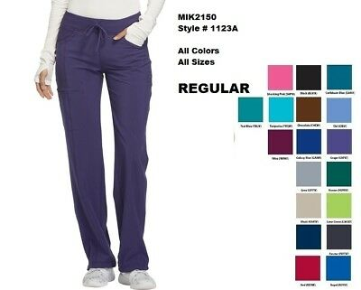 Infinity Scrubs by Cherokee Antimicrobial Pants 1123A All Colors Regular NWT