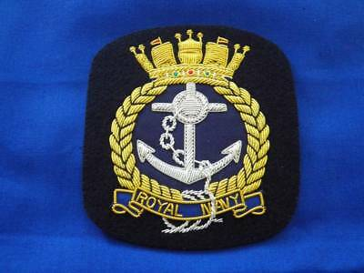 Royal Navy  ( Rn ) Blazer Badge