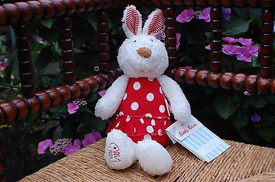 Kathe Kruse Carla Mare Musical Lullaby Rabbit Baby Safe RETIRED 2012 MINT wTags