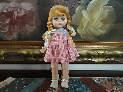 Antique 1957 Reliable Canada Suzie Walker Doll 9 inch Marked