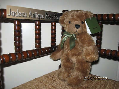 Harrods UK Little Ted Traditional Jointed Bear
