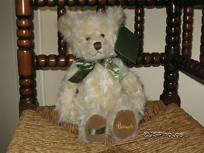 Harrods UK 2009 Exclusive Henry Bear with Tags
